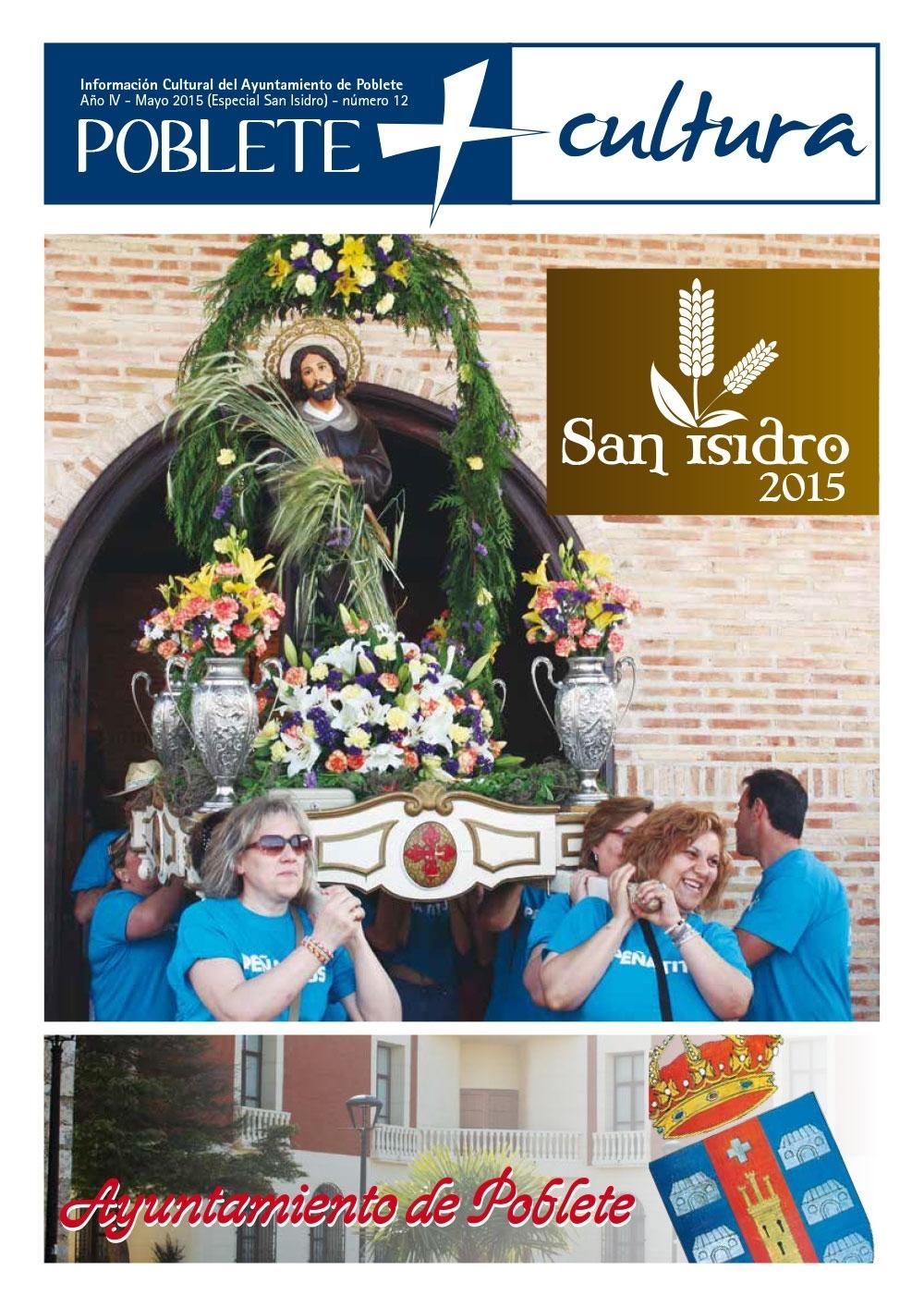 Portada de la revista Mayo 2015